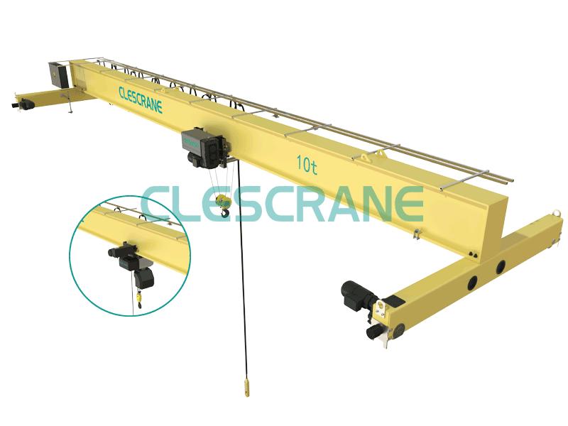 Single Girder Overhead Crane Single Girder Eot Crane Single Girder Bridge Crane